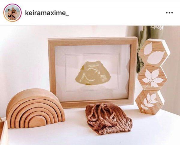 pregnancy ultrasound, angel baby memory, special keepsake, newborn gift, baby shower gift, custom nursery artwork, custom ultrasound artwork